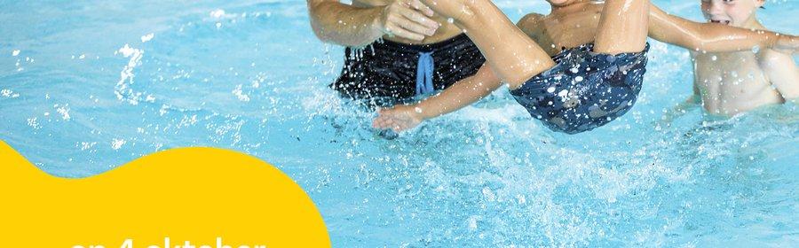 Zwemles 4 oktober