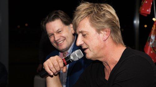 Wim Kieft & Eddy van der Ley