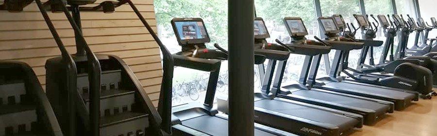 Cardio straat fitness