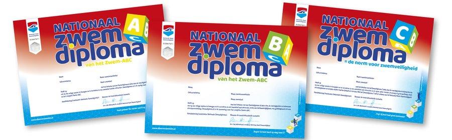 Zwem-ABC diploma