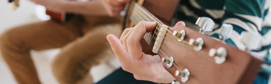 Muziekles