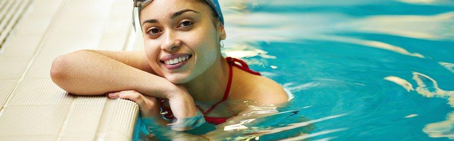 Dames zwemles 1