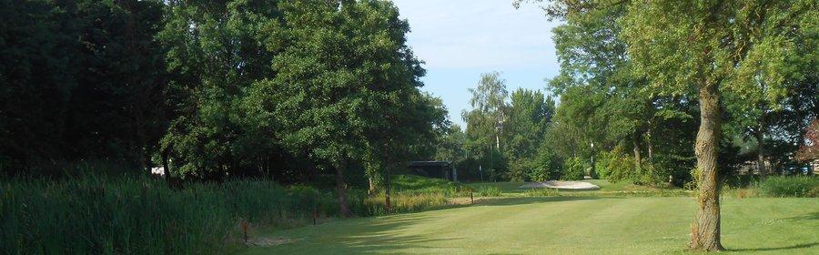 Golfbaan Het Wedde - hole 7