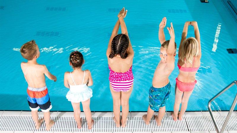 Zwemles - werkwijze